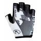 Roeckl Izeda Bike Gloves white/black